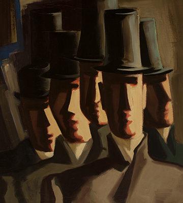 Top Hat Gentlemen
